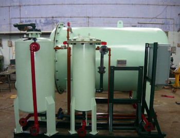 Oil Water Separator Cleaning